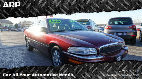 2002 Buick Park Avenue for sale at ARP in Waukesha WI