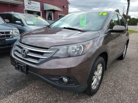 2014 Honda CR-V for sale at Hwy 13 Motors in Wisconsin Dells WI
