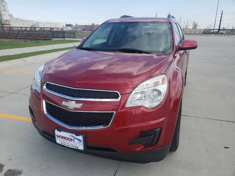 2015 Chevrolet Equinox for sale at Gordon Auto Sales LLC in Sioux City IA