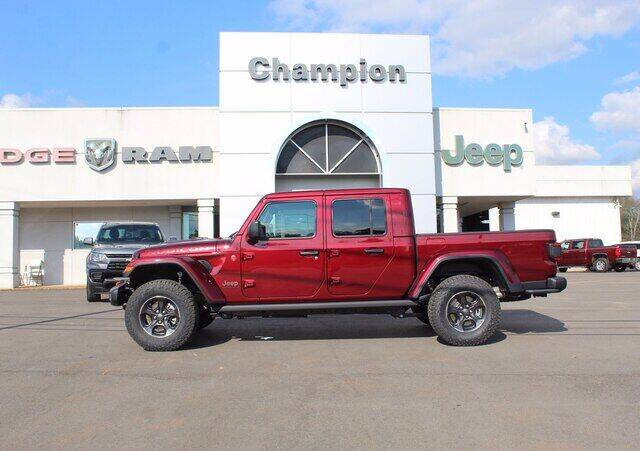 2021 Jeep Gladiator for sale in Athens, AL