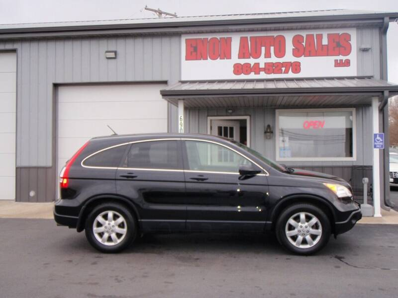 2007 Honda CR-V for sale at ENON AUTO SALES in Enon OH