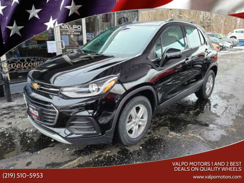 2017 Chevrolet Trax for sale at Valpo Motors 1 and 2  Best Deals On Quality Wheels in Valparaiso IN