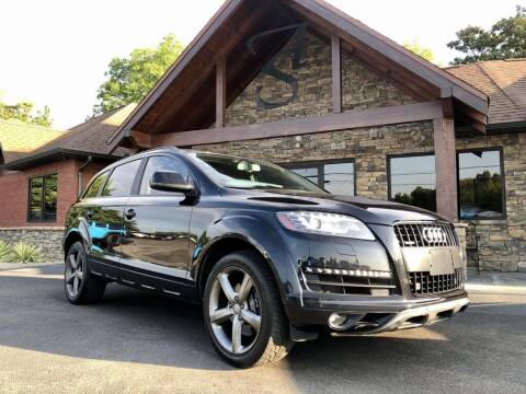 2015 Audi Q7 for sale at Auto Solutions in Maryville TN