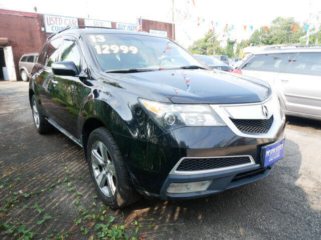 2013 Acura MDX for sale at MICHAEL ANTHONY AUTO SALES in Plainfield NJ