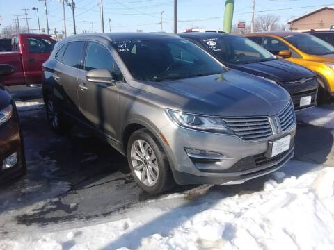2016 Lincoln MKC for sale at Village Auto Outlet in Milan IL