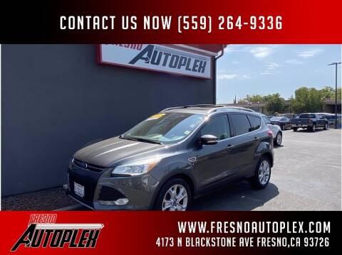 2016 Ford Escape for sale at Fresno Autoplex in Fresno CA