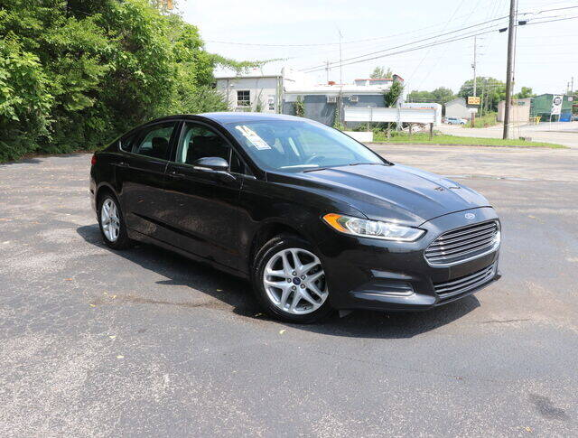 2014 Ford Fusion for sale at Williams Auto Sales, LLC in Cookeville TN