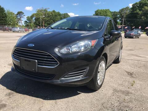 2015 Ford Fiesta for sale at Certified Motors LLC in Mableton GA