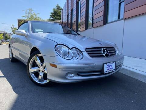 2005 Mercedes-Benz CLK for sale at DAILY DEALS AUTO SALES in Seattle WA