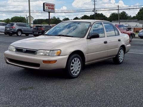 1995 Toyota Corolla for sale at Gentry & Ware Motor Co. in Opelika AL