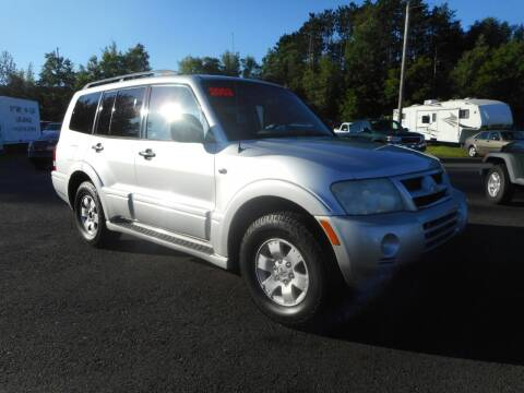 2003 Mitsubishi Montero for sale at Automotive Toy Store LLC in Mount Carmel PA
