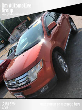 2007 Ford Edge for sale at GM Automotive Group in Philadelphia PA