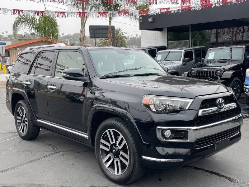 2018 Toyota 4Runner for sale at Automaxx Of San Diego in Spring Valley CA