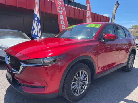 2018 Mazda CX-5 for sale at Duke City Auto LLC in Gallup NM