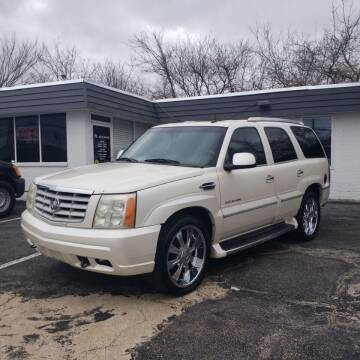 2003 Cadillac Escalade for sale at IV AUTO SALES in Mesquite TX