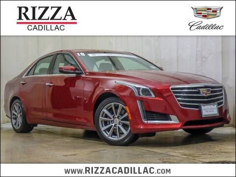 2018 Cadillac CTS for sale at Rizza Buick GMC Cadillac in Tinley Park IL