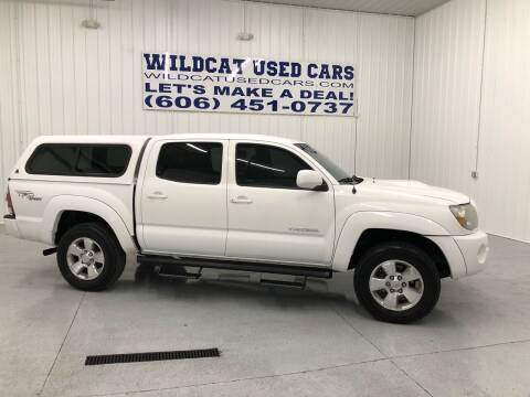 2009 Toyota Tacoma for sale at Wildcat Used Cars in Somerset KY