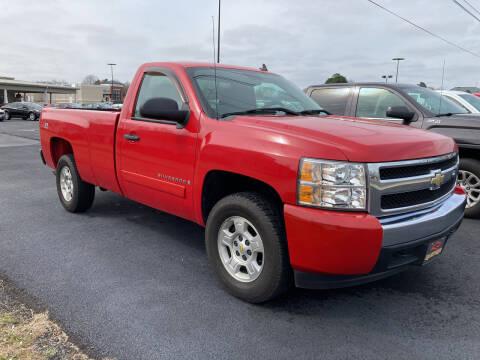 2008 Chevrolet Silverado 1500 for sale at McCully's Automotive - Trucks & SUV's in Benton KY