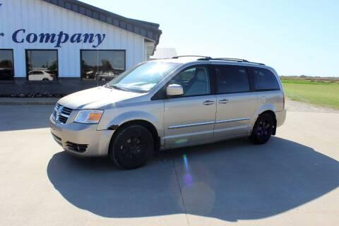 2008 Dodge Grand Caravan for sale at Cresco Motor Company in Cresco IA