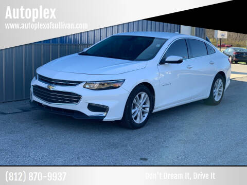 2017 Chevrolet Malibu for sale at Autoplex in Sullivan IN