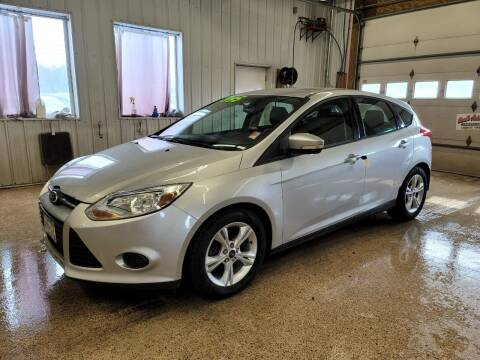 2013 Ford Focus for sale at Sand's Auto Sales in Cambridge MN