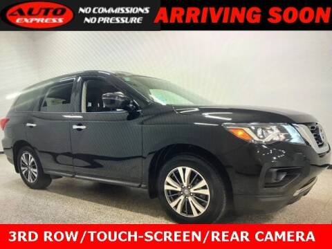 2020 Nissan Pathfinder for sale at Auto Express in Lafayette IN