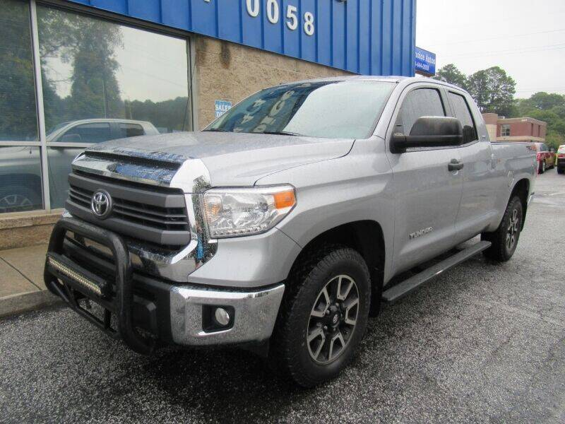 2014 Toyota Tundra for sale at Southern Auto Solutions - 1st Choice Autos in Marietta GA