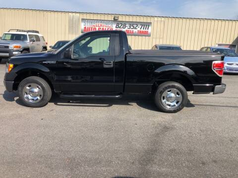 2009 Ford F-150 for sale at Stikeleather Auto Sales in Taylorsville NC