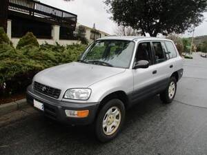 1998 Toyota RAV4 for sale at Inspec Auto in San Jose CA