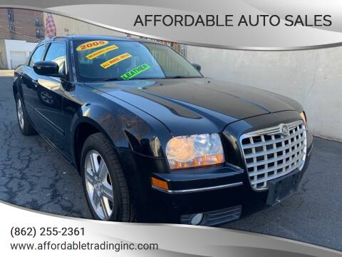 2005 Chrysler 300 for sale at Affordable Auto Sales in Irvington NJ