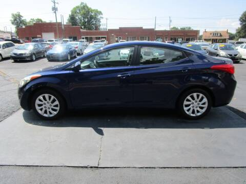 2011 Hyundai Elantra for sale at Taylorsville Auto Mart in Taylorsville NC