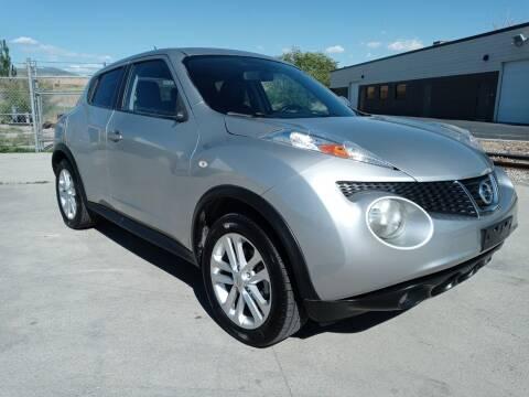 2012 Nissan JUKE for sale at AUTOMOTIVE SOLUTIONS in Salt Lake City UT