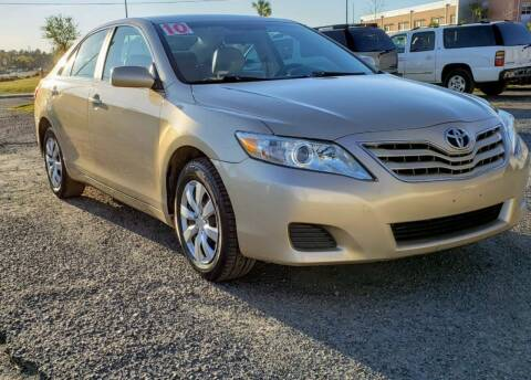 2010 Toyota Camry for sale at Harry's Auto Sales, LLC in Goose Creek SC
