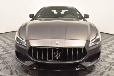 2020 Maserati Quattroporte for sale at Southern Auto Solutions - Georgia Car Finder - Southern Auto Solutions-Jim Ellis Mazda Atlanta in Marietta GA