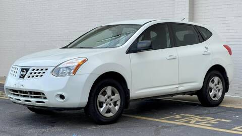 2009 Nissan Rogue for sale at Carland Auto Sales INC. in Portsmouth VA
