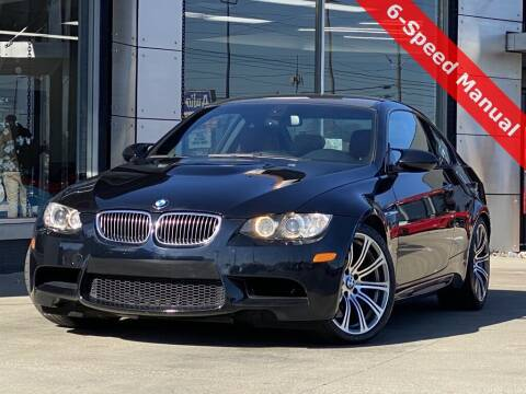2009 BMW M3 for sale at Carmel Motors in Indianapolis IN