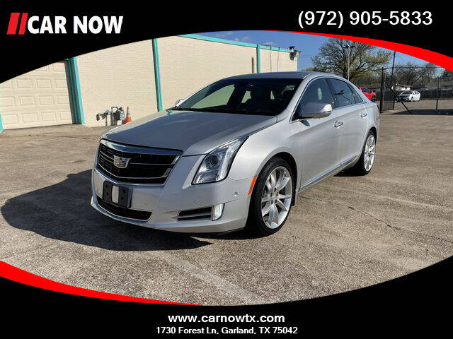 2017 Cadillac XTS for sale at Car Now in Dallas TX