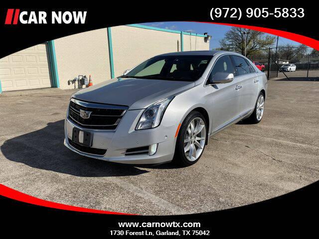 2017 Cadillac XTS for sale at Car Now Dallas in Dallas TX