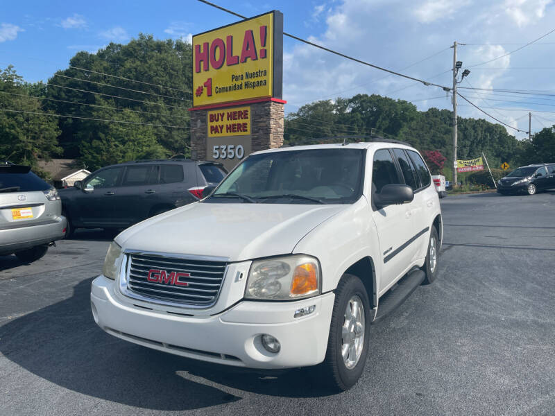 2006 GMC Envoy for sale at No Full Coverage Auto Sales in Austell GA