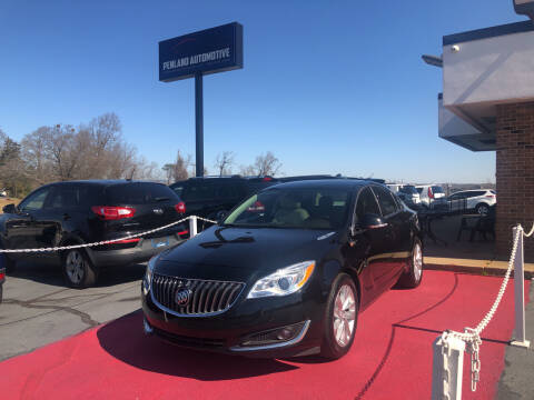 2015 Buick Regal for sale at Penland Automotive Group in Taylors SC