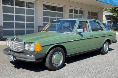 1977 Mercedes-Benz 300-Class for sale at Halo Motors in Bellevue WA