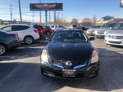 2009 Nissan Altima for sale at Washington Auto Group in Waukegan IL