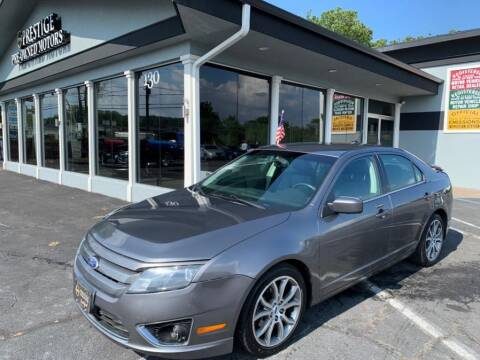 2010 Ford Fusion for sale at Prestige Pre - Owned Motors in New Windsor NY
