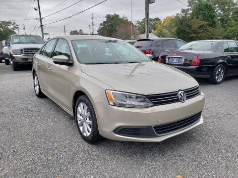 2014 Volkswagen Jetta for sale at M & A Motors LLC in Marietta GA