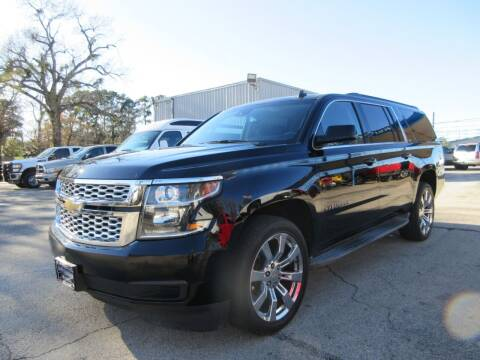 2015 Chevrolet Suburban for sale at Quality Investments in Tyler TX