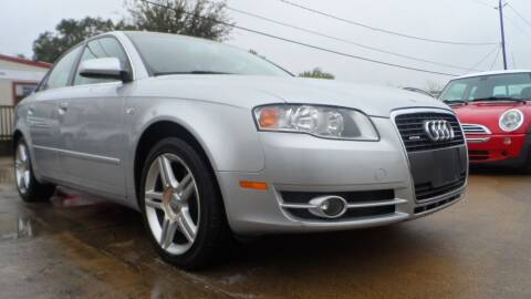 2006 Audi A4 for sale at Exhibit Sport Motors in Houston TX