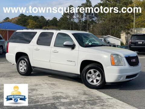 2012 GMC Yukon XL for sale at Town Square Motors in Lawrenceville GA