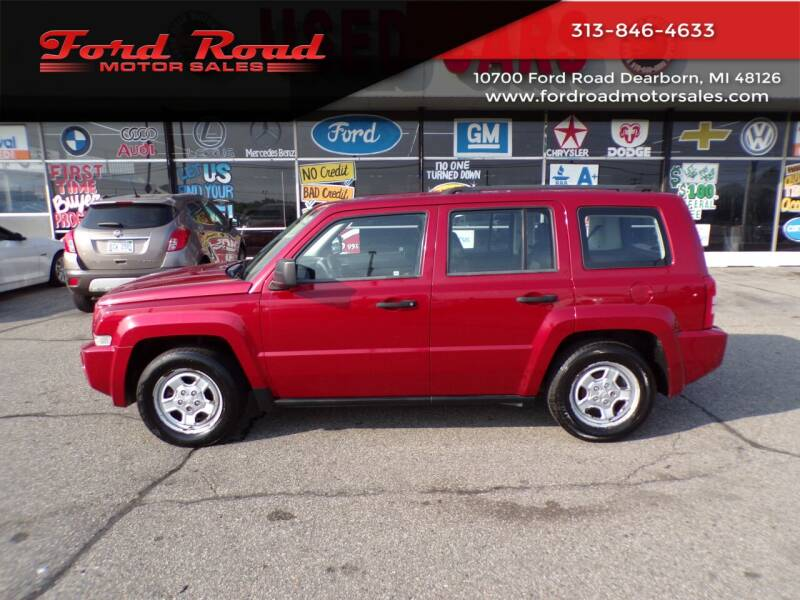 2008 Jeep Patriot for sale at Ford Road Motor Sales in Dearborn MI