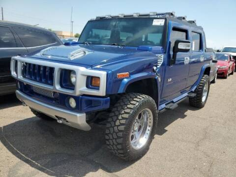 2006 HUMMER H2 SUT for sale at Arizona Specialty Motors in Tempe AZ