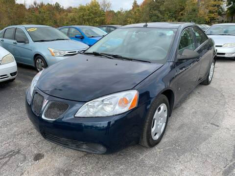 2008 Pontiac G6 for sale at Best Buy Auto Sales in Murphysboro IL